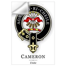 Clan Cameron Wall Decal